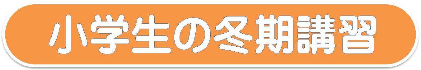 小学生の冬期講習/浦和の学習塾,個別対応Be‐1,びーわん